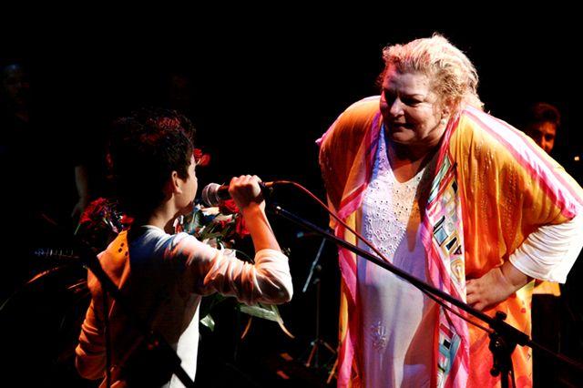 Rómske hlasy pre zajtrajšok 2012