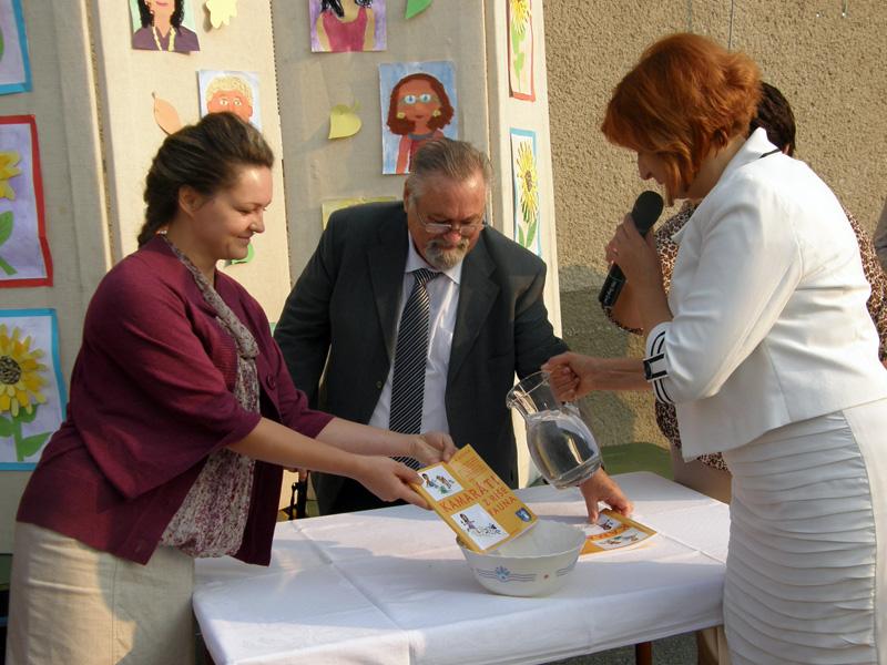 Školský rok otvorili uvedením knihy do života