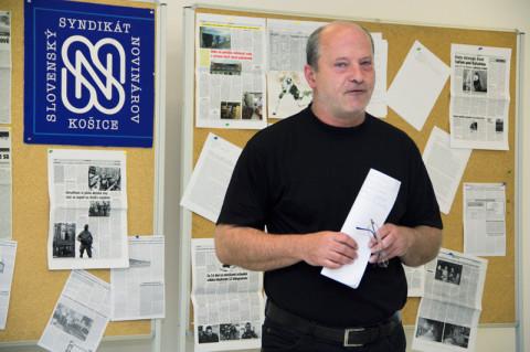 Peter Kubinyi bude predsedom poroty súťaže aj tento rok. Na archívnej snímke z vlaňajška pri hodnotení celkovej úrovne súťaže východniarov., foto: Tomáš Čižmárik